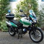 Suzuki V-Strom Polizia Locale (3)