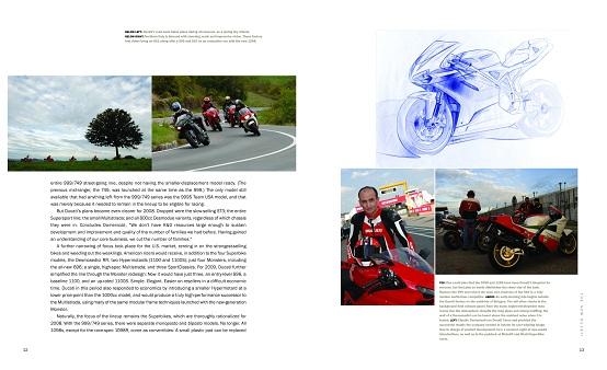 """Ducati presenta il libro """"Ducati 1098/1198: The Superbike Redefined"""""""