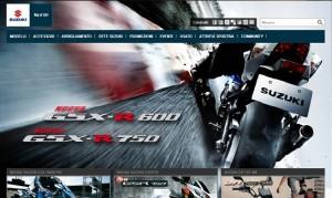 Suzuki nuovo sito internet ufficiale per la casa giapponese for La casa giapponese
