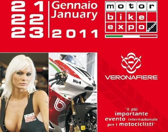 Motor Bike Expo 2011, l'edizione è stata un successo di pubblico