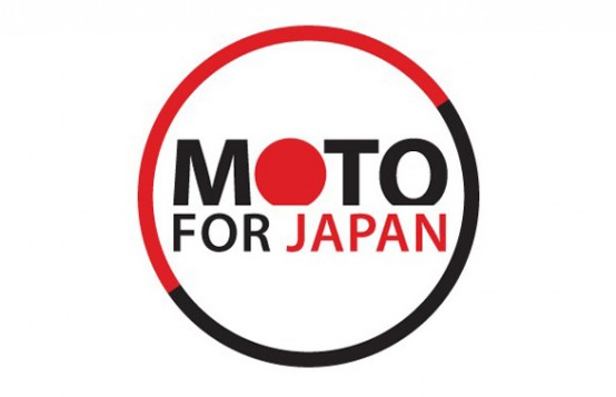 MotoforJapan, le due ruote in aiuto del popolo giapponese