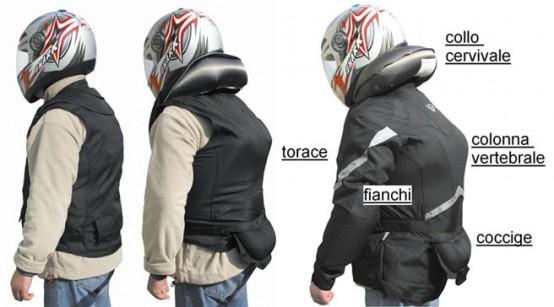 Brembo Life Jacket: l'airbag sulla giacca ora ha l'omologazione CE