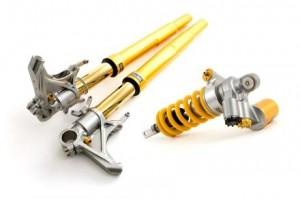 Yamaha R1, accessori Ohlins in promozione