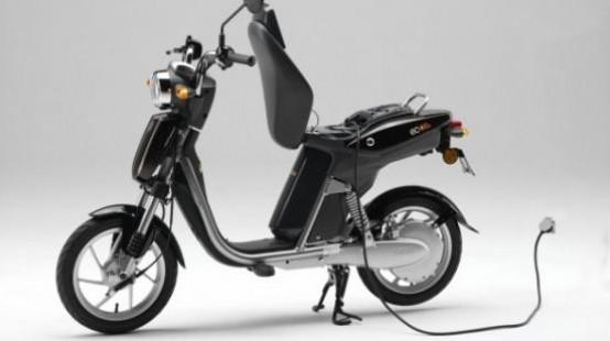 Yamaha EC-03, ciclomotore elettrico disponibile a giorni