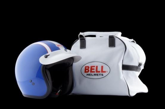 Casco Bell R/T Six Days Replica, nel segno di Steve McQueen