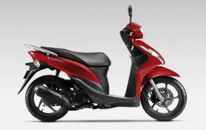 Honda Vision 2012, il world scooter