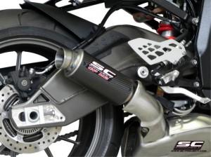 SC-Project GP M2, nuovo scarico per BMW S1000RR