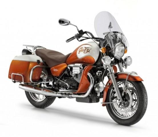 Moto Guzzi California 90, star delle GMG