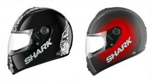 Shark presenta i nuovi caschi 2012: QR Code e Track Mat