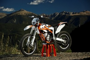 KTM Freeride 350 2012, pronta per l'EICMA