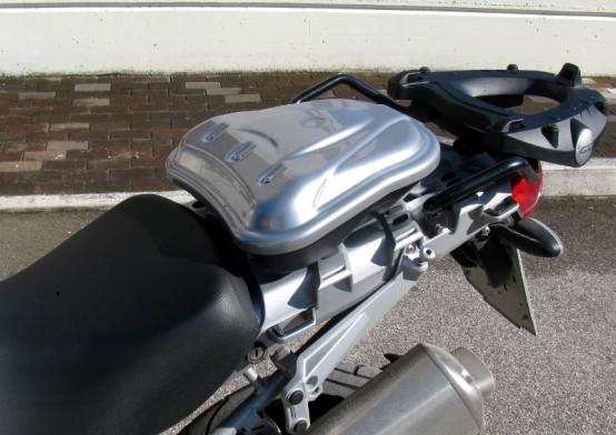 Sportbox, il cofanetto di Modaltek Design per la BMW R1200GS