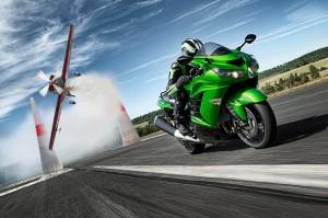 Kawasaki ZZR 1400 2012: alza il livello ancora una volta