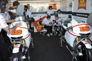 Team Gresini, c'è la seconda Honda per la MotoGp