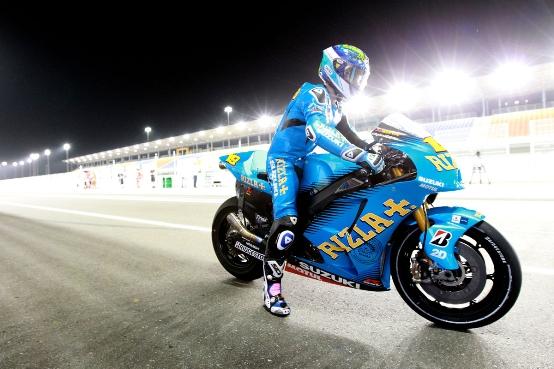 Addio MotoGP: Suzuki lascia