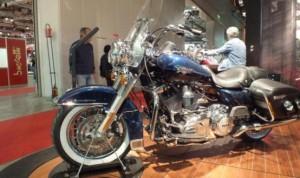 Il richiamo dell'Harley Davidson all'EICMA 2011