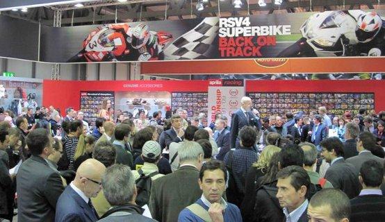 Milano capitale delle due ruote: torna l'EICMA