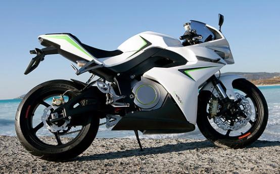 CRP Energica, moto elettrica italiana al 100%