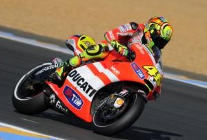 Pedrosa, Rossi e Abraham: le prospettive per la MotoGP 2012