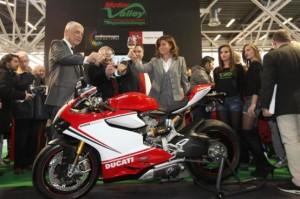 Al Motor Show svelata la Ducati 1199 Panigale