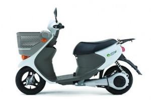 Arriva lo scooter elettrico di Suzuki