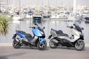 Scooter BMW C 600 Sport e C 650 GT, ecco il video