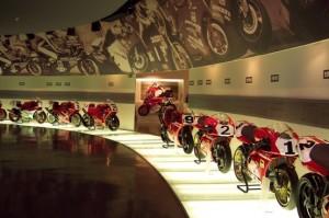 Ducati entra nella storia