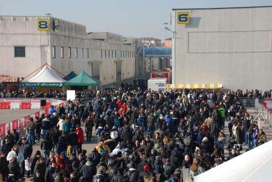 Motor Bike Expo 2012 di Verona, al via la quarta edizione