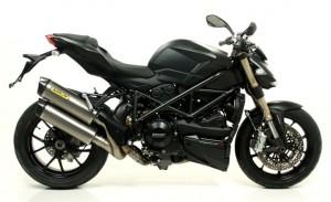 Arrow pensa alla Ducati Streetfighter 848 2012