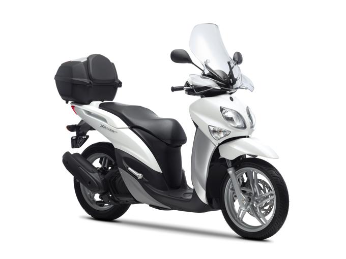 Promo a tasso zero per i nuovi Yamaha Xenter 125 e 150