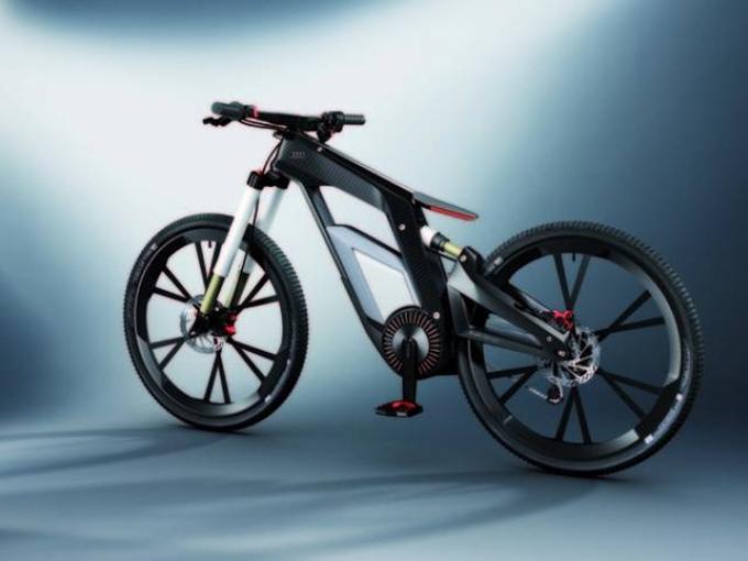 Audi presenta la e-bike Wörthersee