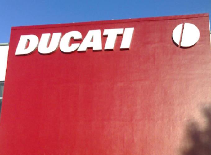 Stabilimento Ducati chiuso per terremoto