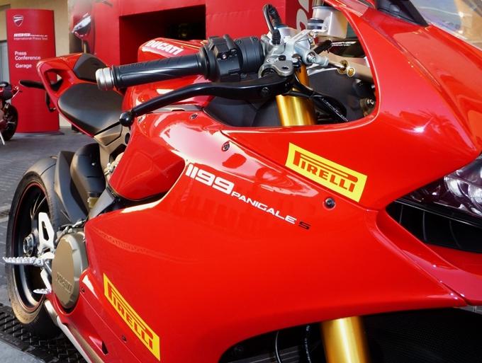 Pirelli partner ufficiale del World Ducati Week