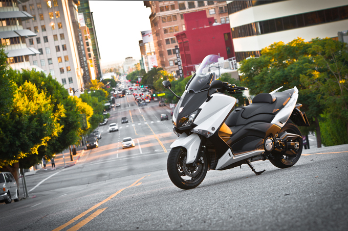Yamaha TMAX 530 vince il Red Dot Award 2012
