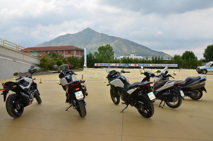 Suzuki al Congresso Nazionale della Polizia Municipale di Torino