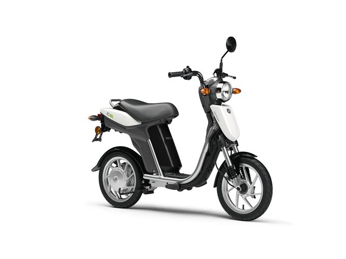 Toyota ha scelto Yamaha EC-03