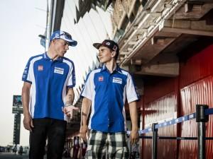 Yamaha presenta la nuova linea Yamaha MotoGp Factory Racing Team
