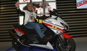 Yamaha TMAX 530: versione speciale per Agostini