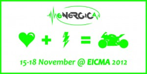 Energica by CRP arriva a EICMA