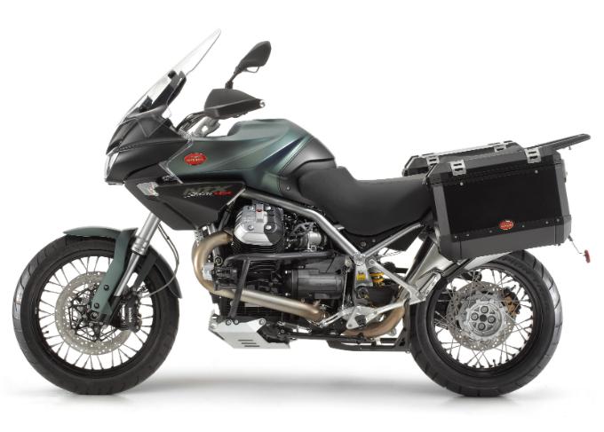 Intermot 2012: Moto Guzzi Stelvio 1200 8V – NTX