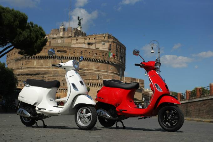 Vespa LX e Vespa S: debutta un nuovo motore