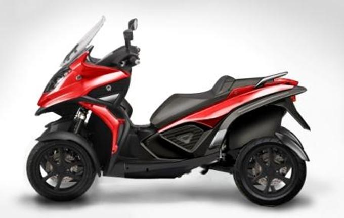 EICMA 2012 – Quadro Vehicles presenta le ultime creazioni