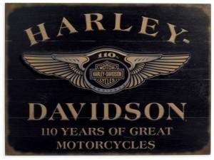 Harley Davidson festeggia il 110° anniversario