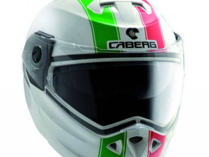 Duke: il nuovo casco apribile di casa Caberg