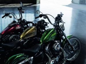 Eicma 2012 – Lo stile old school si rinnova con Hard Candy Custom™ di Harley Davidson