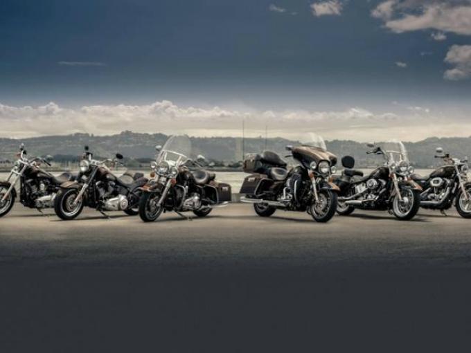 Eicma 2012 – Harley-Davidson e le novità del 2013