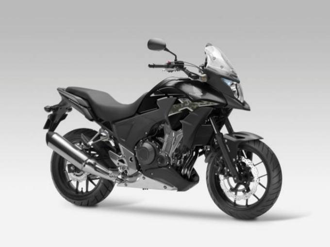 """L'adventure-bike di media cilindrata con la """"A"""" maiuscola? Honda CB500X"""