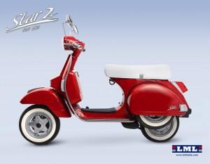 Eicma 2012 – LML presenta la gamma di scooter Star 2T 125cc e 150cc