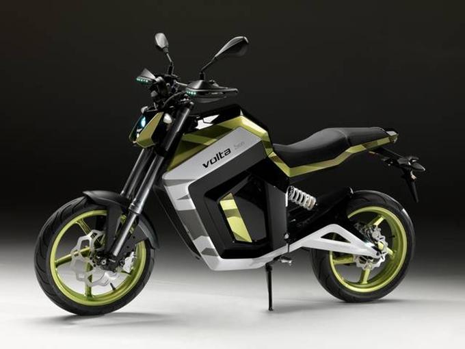 Eicma 2012 – Volta Motorbikes arriva con la sua Volta Bcn