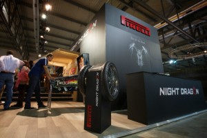 Pirelli Night Dragon protagonisti al Motor Bike Expo