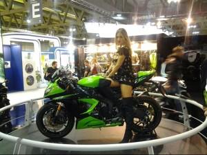 Motor Bike Expo 2013 – A Verona non manca Kawasaki